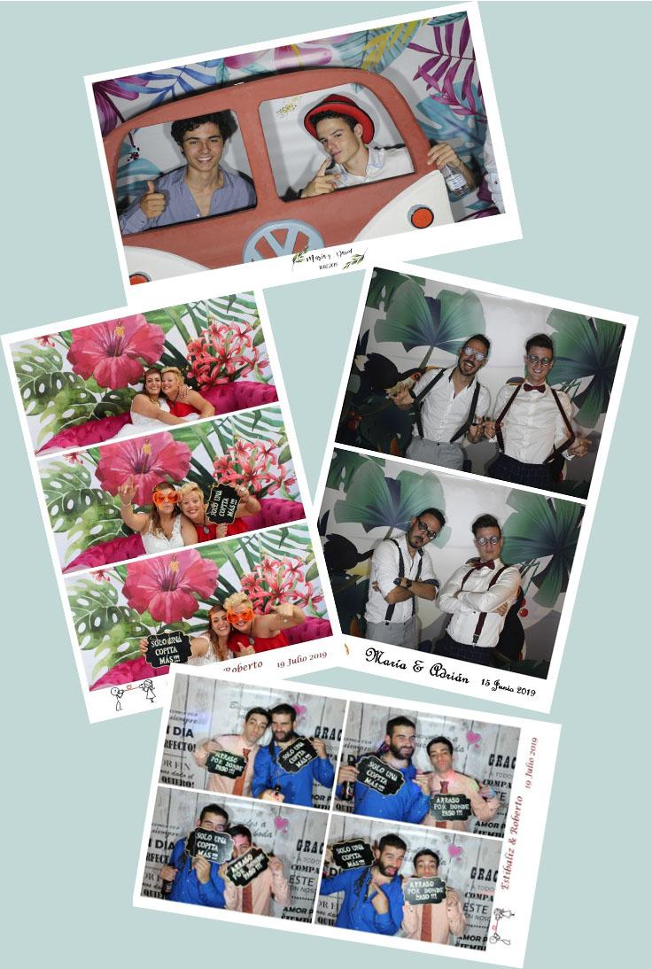 plantillas 10x15 fotomatón Navarra Cucu Flash Box